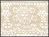 Vintage Lace Trim – Cream – 5 3/4 Yard SWATCH