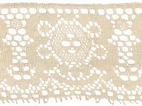 Vintage Lace Trim – Cream – 5 3/4 Yard THUMBNAIL