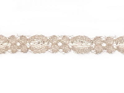 Vintage Lace Trim – Light Beige MAIN