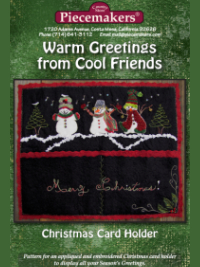 Warm Greetings from Cool Friends  NEW! THUMBNAIL