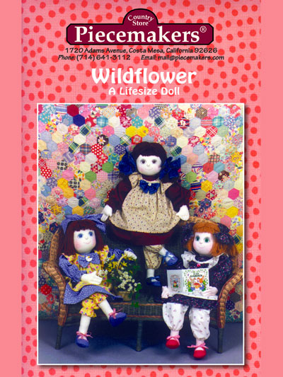 Wildflower --- A Life-Size Doll MAIN