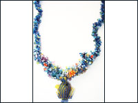 Ocean Waves Necklace THUMBNAIL