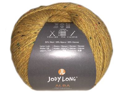 "Jody Long ""Alba"" Yarn - color: 005 - Gorse MAIN"