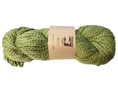 "Juniper Moon Farm ""Bud"" Yarn - Bells of Ireland MAIN"