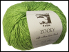 "Juniper Moon Farm ""Zooey"" Yarn - Chartreuse SWATCH"