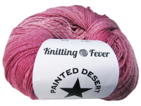 "Knitting Fever ""Painted Desert"" Yarn - color: 104 - Rosefield THUMBNAIL"