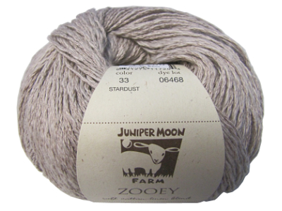 "Juniper Moon Farm ""Zooey"" Yarn - Stardust MAIN"