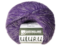 "Queensland Collection ""Uluru"" Yarn - color: 108 - Purple Rain THUMBNAIL"