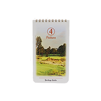 Pinehurst No. 4 Yardage Guide THUMBNAIL