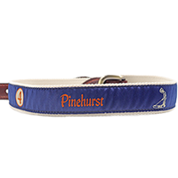 Pinehurst No. 4 Ribbon Belt THUMBNAIL
