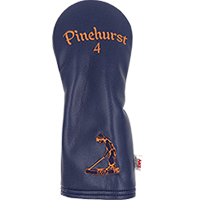 Pinehurst No. 4 Victor Headcover SWATCH