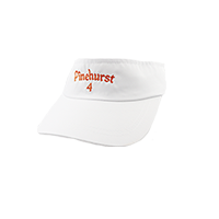 Ladies' Pinehurst 4 Visor THUMBNAIL