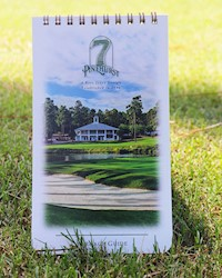Pinehurst No. 7 Yardage Guide THUMBNAIL