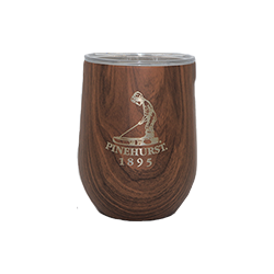 Corkcicle- 12 oz. Walnut Stemless Cup MAIN