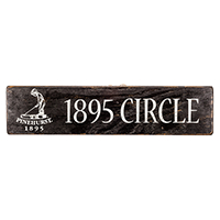 1895 Circle Street Sign Mini-Thumbnail