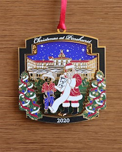 2020 Pinehurst Bucket List Ornament LARGE