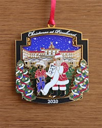2020 Pinehurst Bucket List Ornament THUMBNAIL