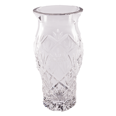 "8"" Middleton Crystal Vase"