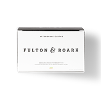 Fulton and Roark After-Shave Cloths