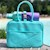 Corkcicle Lunchbox Cooler - Turquoise SWATCH