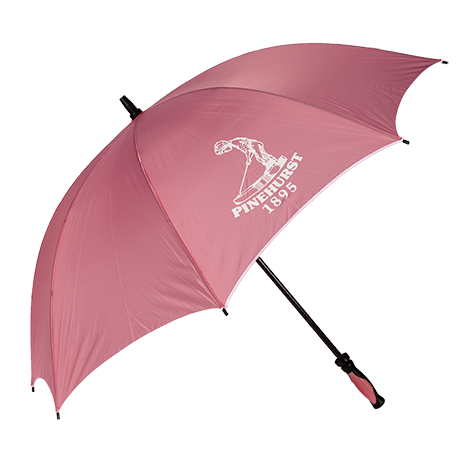 Putter Boy Automatic Umbrella - Strawberry