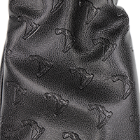Putter Boy Embossed Headcover (Ebony) SWATCH
