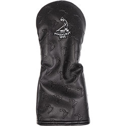 Putter Boy Embossed Headcover (Ebony) MAIN
