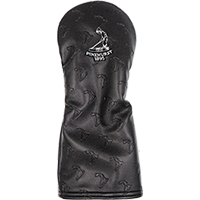 Putter Boy Embossed Headcover (Ebony) THUMBNAIL