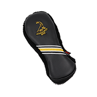 Reverb Putter Boy Covers (Black/Gold)_SWATCH