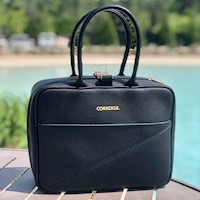 Corkcicle Lunchbox Cooler - Black THUMBNAIL
