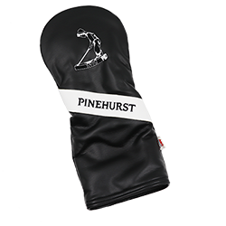 Pinehurst Victor Slash Covers (Black/White)