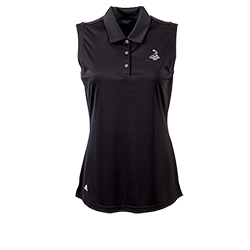 Ladies' Pinehurst Private Label Solid Sleeveless Polo_MAIN