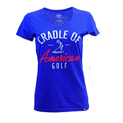 Ladies' Cradle Scoop Tee
