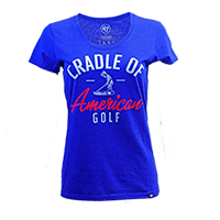 Ladies' Cradle Scoop Tee Mini-Thumbnail