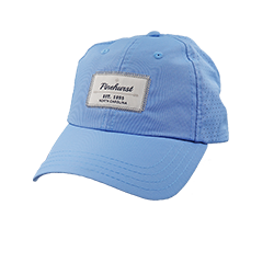 Ladies' Pinehurst Woven Patch Cap_MAIN