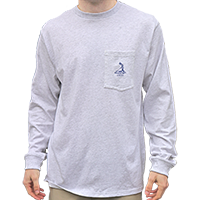 L2- Men's Long-Sleeve Bucket List Tee THUMBNAIL