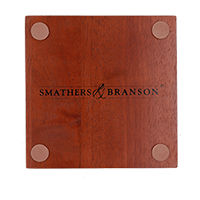 Smathers and Branson Needlepoint Coasters SWATCH