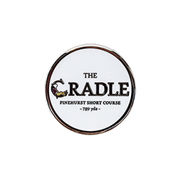 The Cradle/ Putter Boy Duo Ball Marker