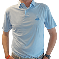 Peter Millar- Featherweight Melange Stripe Polo_THUMBNAIL