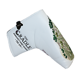 The Cradle Limited Edition Putter Cover