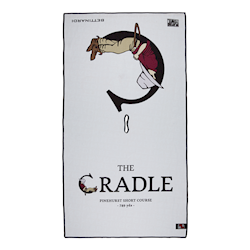 Bettinardi - Cradle Players Towel THUMBNAIL