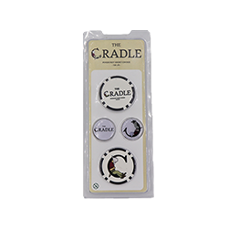 The Cradle Poker Chip & Ball Marker Set MAIN