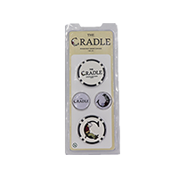 The Cradle Poker Chip & Ball Marker Set THUMBNAIL