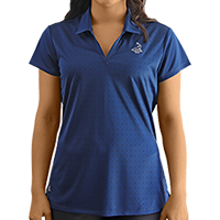 Ladies' Pinehurst Private Label Novelty Print Polo_THUMBNAIL