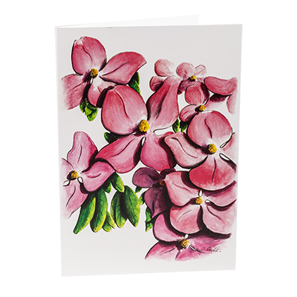 Dogwood Note Card