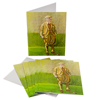 Donald Ross Notecard Pack THUMBNAIL