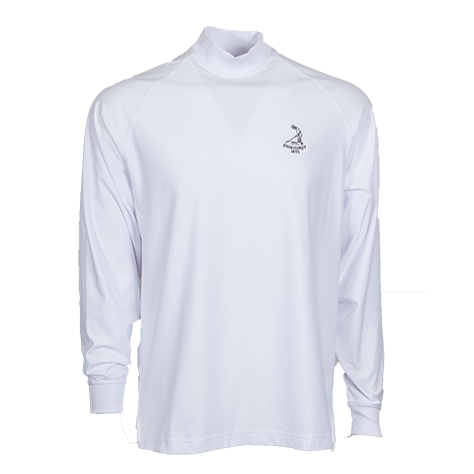 Men's FJ ProDry LS Mock-White