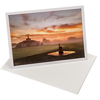 First Light Note Card Single