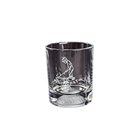 Putter Boy FORE DOF 12.5 oz. Glass