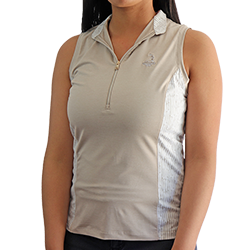 Ladies' Harlow Sleeveless Polo_MAIN